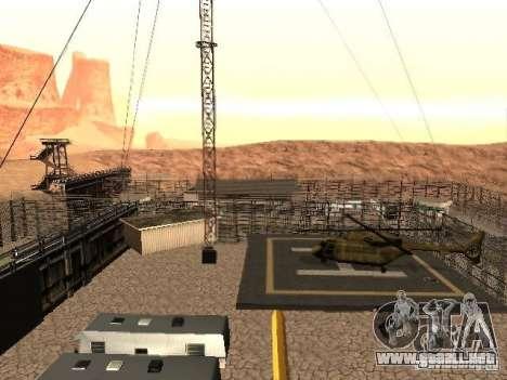 Prison Mod para GTA San Andreas décimo de pantalla