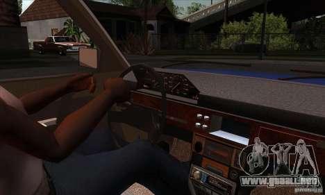 2141 AZLK personas edición para visión interna GTA San Andreas