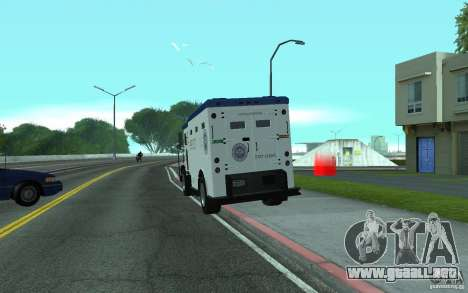 Securicar de GTA IV para GTA San Andreas left