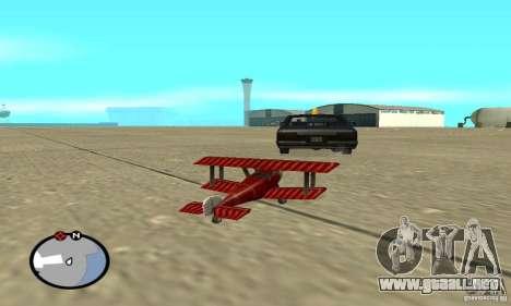 Vehículos RC para GTA San Andreas twelth pantalla