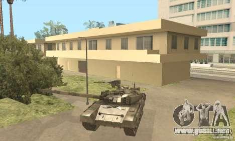 T-90A para visión interna GTA San Andreas