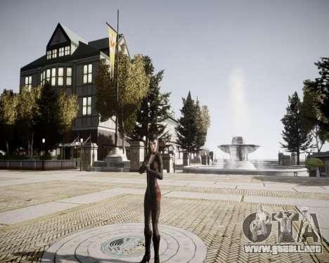 Catwoman v2.0 para GTA 4 octavo de pantalla