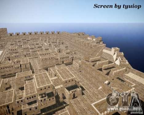 Ancient Arabian Civilizations v1.0 para GTA 4 sexto de pantalla
