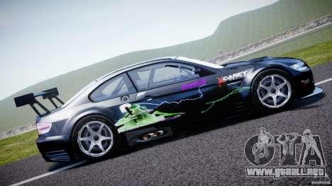 BMW M3 GT2 Drift Style para GTA 4 left