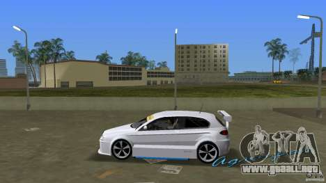 Alfa Romeo 147 para GTA Vice City left