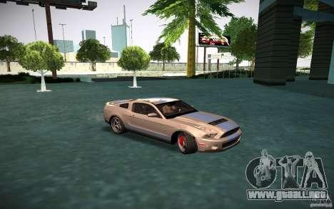 ENB Black Edition para GTA San Andreas décimo de pantalla