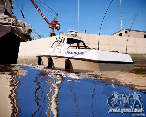Russian Predator para GTA 4 left