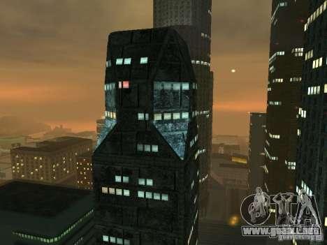 Nuevos rascacielos de texturas LS para GTA San Andreas