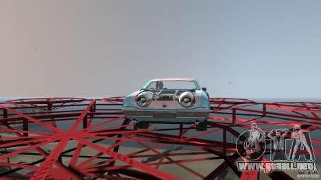 Afterburner Flatout UC para GTA 4 vista lateral