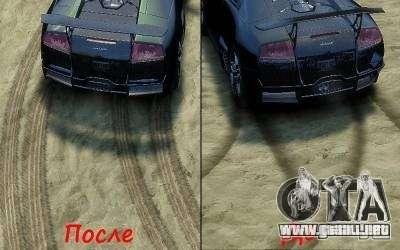 Ritmos y nuevas texturas para GTA 4 segundos de pantalla