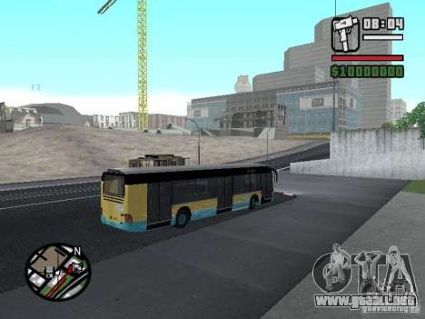 CitySolo 12 para la visión correcta GTA San Andreas