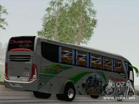 Marcopolo Paradiso 1200 G7 para la visión correcta GTA San Andreas