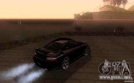 Ruf R-Turbo para la visión correcta GTA San Andreas
