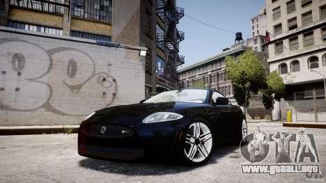 FrostENGINE ENB Mid End PCs para GTA 4 adelante de pantalla