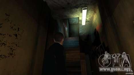 Break on Through beta MOD para GTA 4 segundos de pantalla