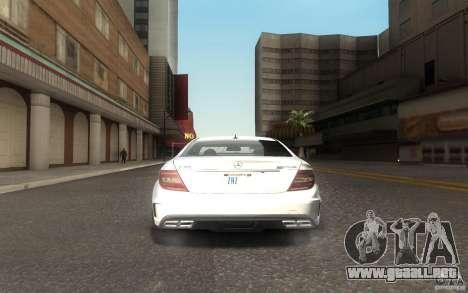 ENB Series by muSHa v1.0 para GTA San Andreas quinta pantalla