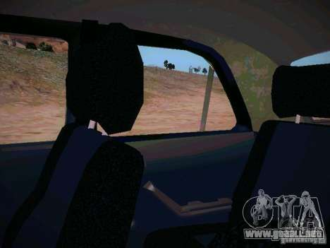 GAS-31025 para la vista superior GTA San Andreas