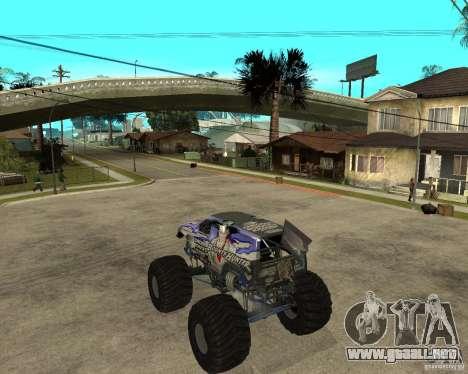 Bounty Hunter para GTA San Andreas left