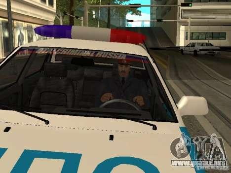 Policía de la URSS para GTA San Andreas segunda pantalla