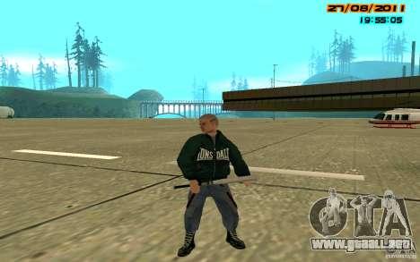 SkinHeads Pack para GTA San Andreas quinta pantalla