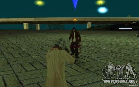 Mutant para GTA San Andreas tercera pantalla