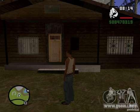 Casa Hunter v 1.0 para GTA San Andreas