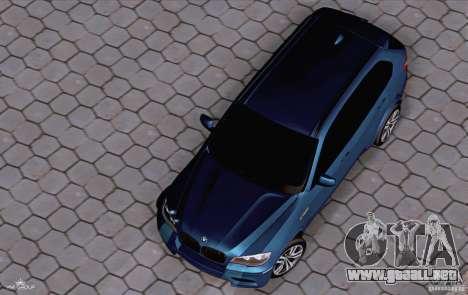 BMW X5M 2013 v1.0 para la visión correcta GTA San Andreas