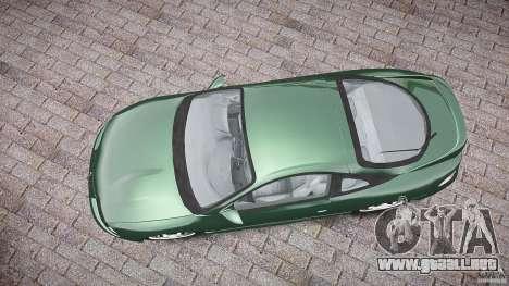 Mitsubishi Eclipse 1998 para GTA 4 visión correcta
