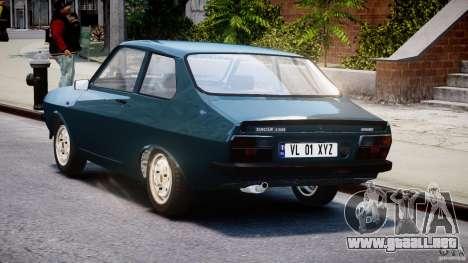 Dacia 1310 Sport v1.3 para GTA 4 vista lateral