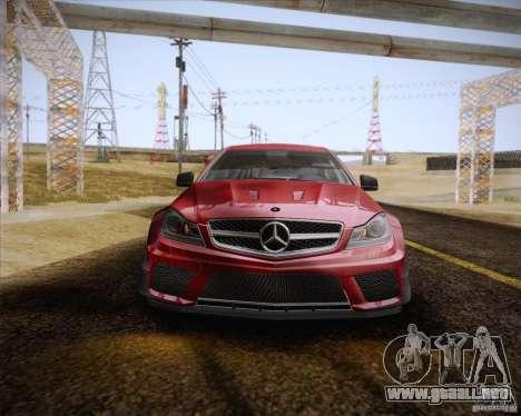 Improved Vehicle Lights Mod para GTA San Andreas quinta pantalla