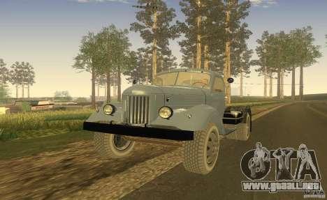 ZIL 164 Tractor para GTA San Andreas