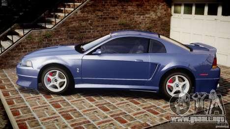 Ford Mustang SVT Cobra v1.0 para GTA 4 left