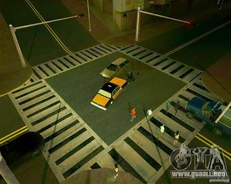GTA 4 Roads para GTA San Andreas tercera pantalla