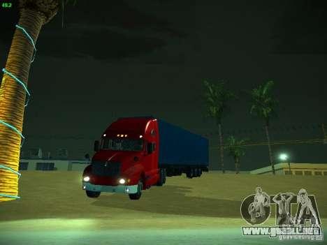 ENBSeries v1.0 por GAZelist para GTA San Andreas décimo de pantalla