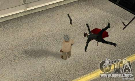 GTA IV Blood para GTA San Andreas tercera pantalla
