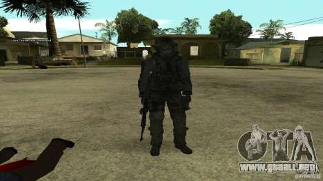 Roach from CoD MW2 para GTA San Andreas