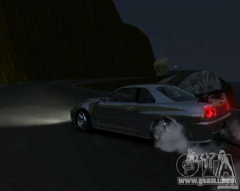 Rocky Drift Island para GTA 4 quinta pantalla