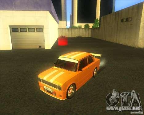 VAZ 2101 explosivas coches tuning para GTA San Andreas