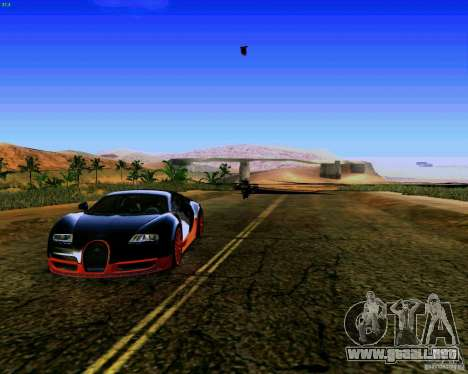 ENBSeries by S.T.A.L.K.E.R para GTA San Andreas tercera pantalla