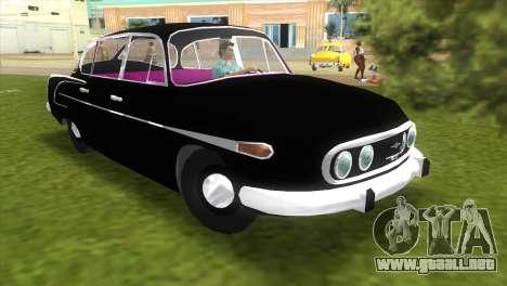 Tatra T2-603 1967 para GTA Vice City