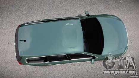 Volkswagen Passat Variant R50 para GTA 4 visión correcta