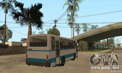 LAZ-A141 para la visión correcta GTA San Andreas