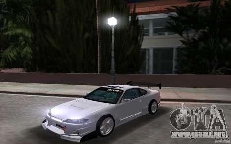 Nissan Silvia spec R Tuned para GTA Vice City