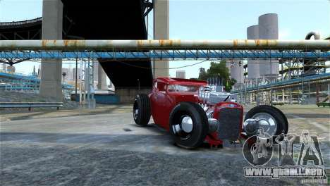 Smith 34 Hot-Rod Restyling para GTA 4 visión correcta