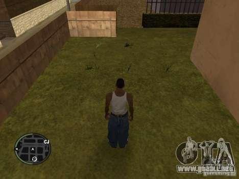 Marihuana v2 para GTA San Andreas tercera pantalla
