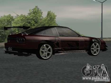 Nissan 240 SX para la visión correcta GTA San Andreas