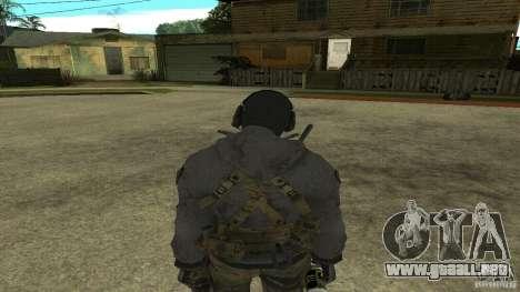 Ghost para GTA San Andreas tercera pantalla