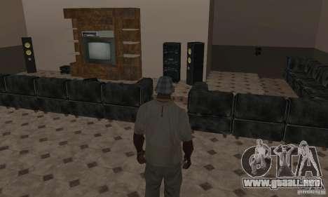 Nuevas casas de seguridad interiores para GTA San Andreas