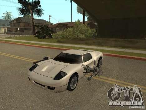 El guión de CLEO: Super coche para GTA San Andreas