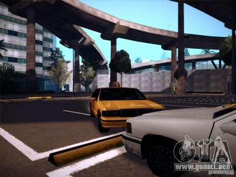 ENBSeries by CatVitalio para GTA San Andreas segunda pantalla